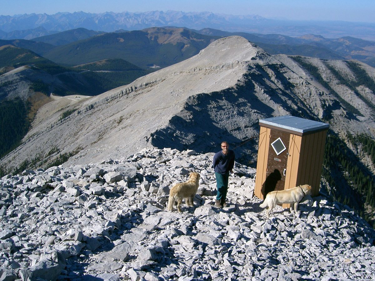 2004 photo gallery - mountain lookout